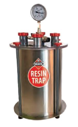 resin trap