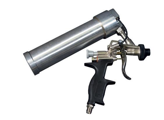 Pistola a spruzzo per sigillanti